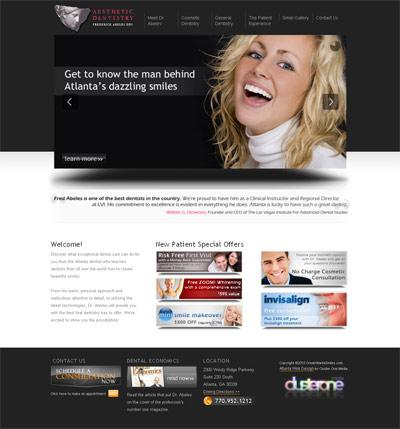 Atlanta Web Design Project