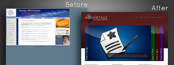 Advantage Fulfillment Services