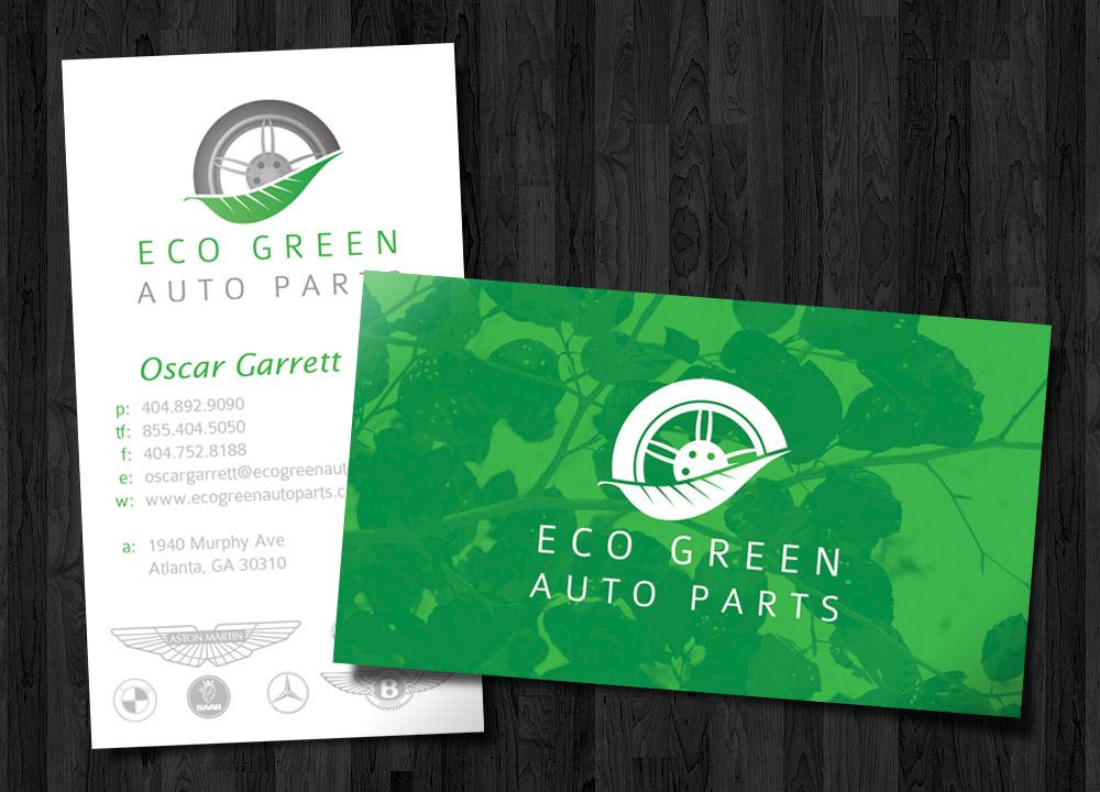 Eco green auto parts colourmoves